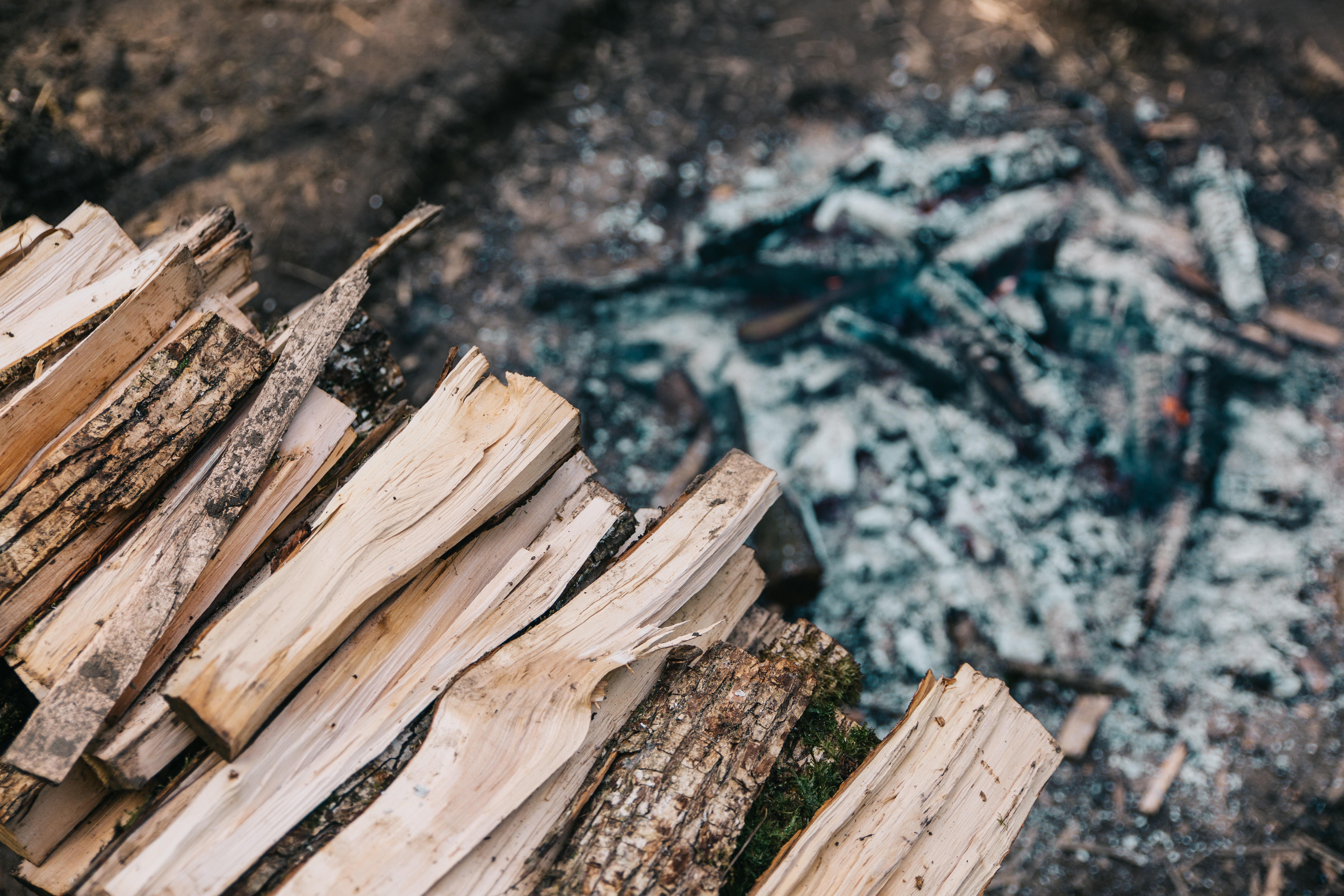 Best uses for wood ash
